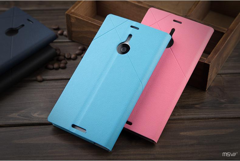 เคสฝาพับ Nokia Lumia 1520 NL1520-F003 - Omega Case 20