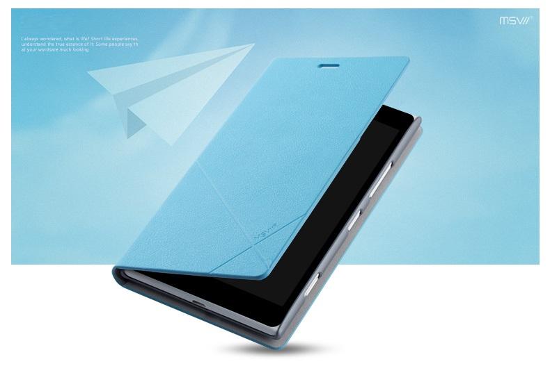 เคสฝาพับ Nokia Lumia 1520 NL1520-F003 - Omega Case 9