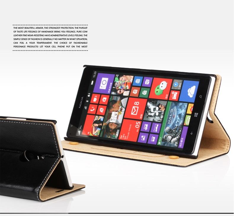 เคสฝาพับ Nokia Lumia 1520 NL1520-F004 - Omega Case 13