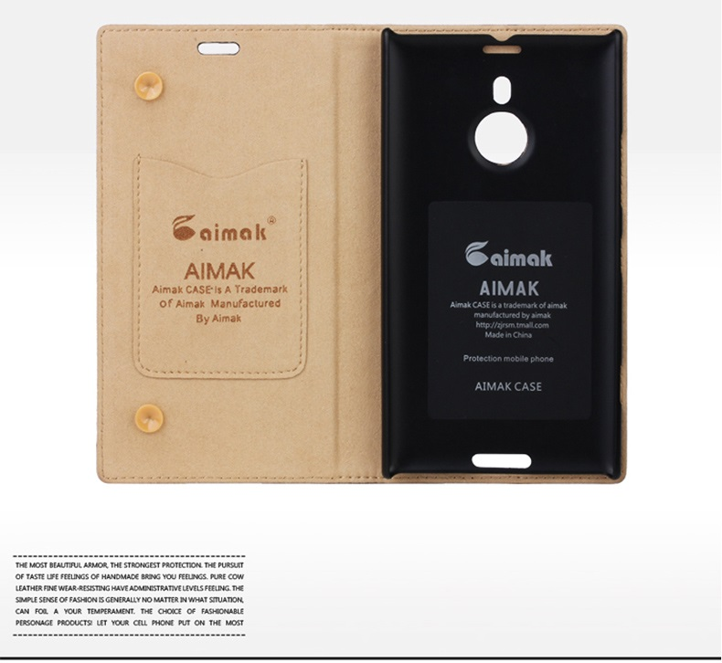 เคสฝาพับ Nokia Lumia 1520 NL1520-F004 - Omega Case 15