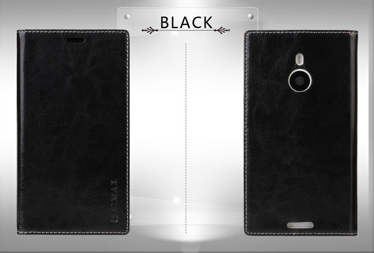 เคสฝาพับ Nokia Lumia 1520 NL1520-F004 - Omega Case 3
