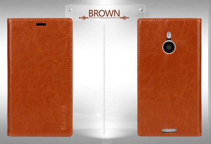 เคสฝาพับ Nokia Lumia 1520 NL1520-F004 - Omega Case 8