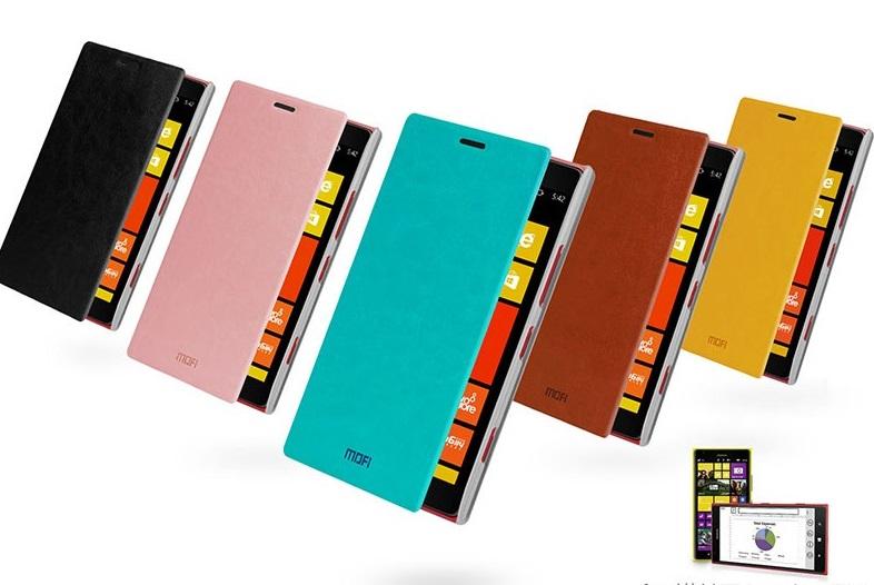 เคสฝาพับ Nokia Lumia 1520 NL1520-F006 - Omega Case 1
