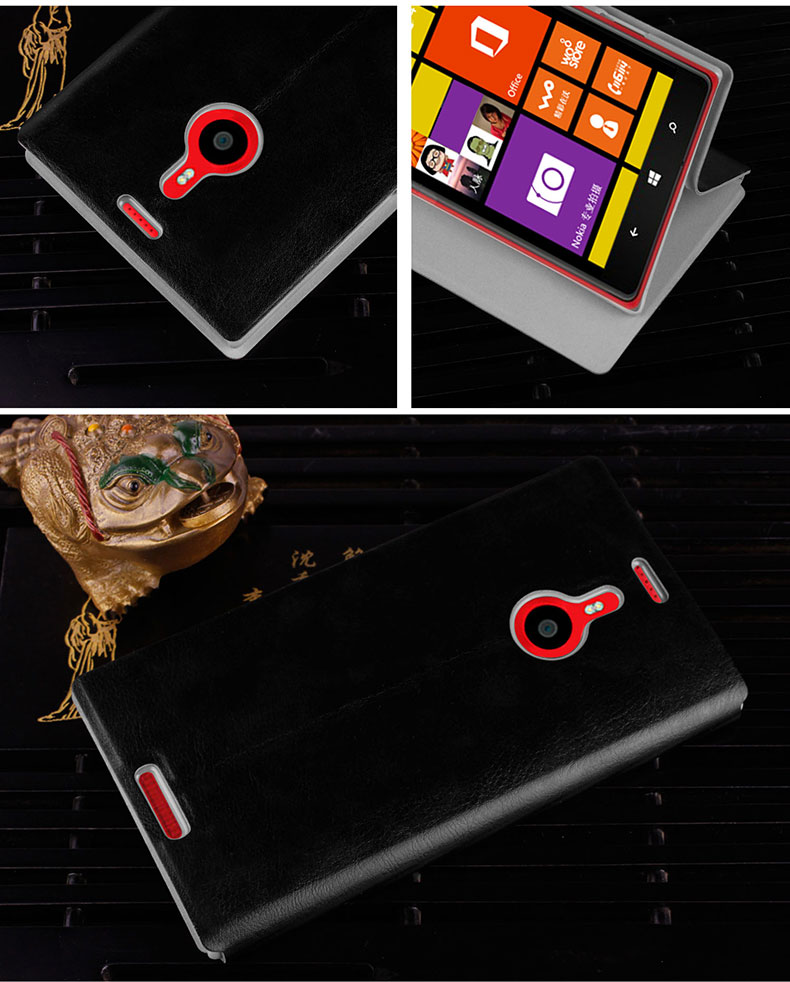 เคสฝาพับ Nokia Lumia 1520 NL1520-F006 - Omega Case 11