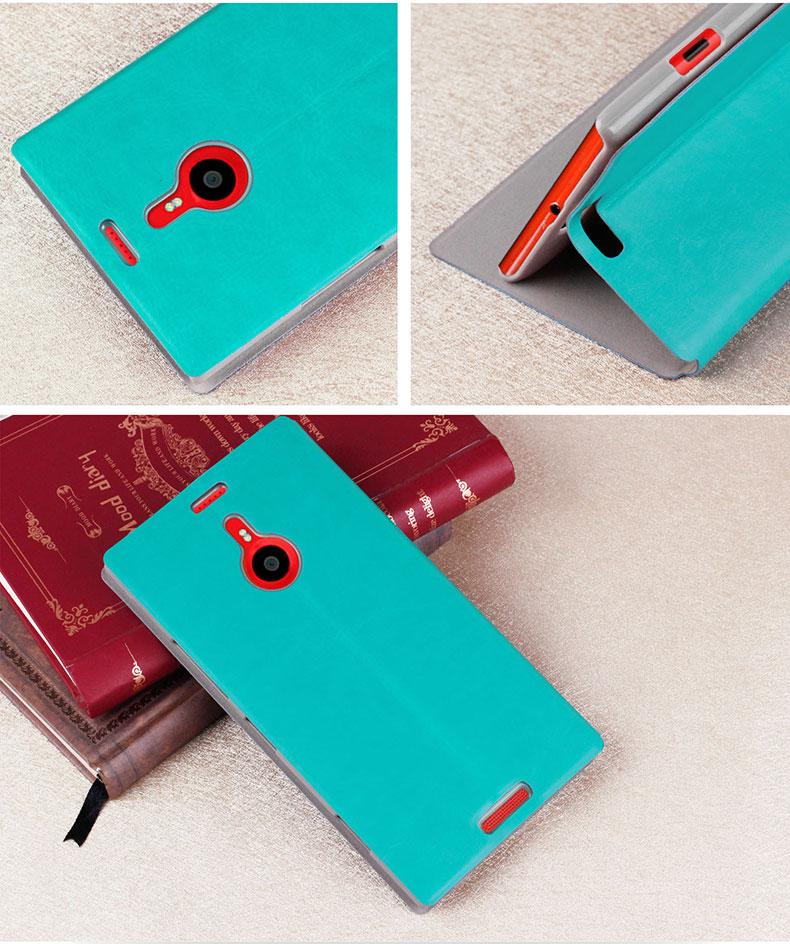เคสฝาพับ Nokia Lumia 1520 NL1520-F006 - Omega Case 3