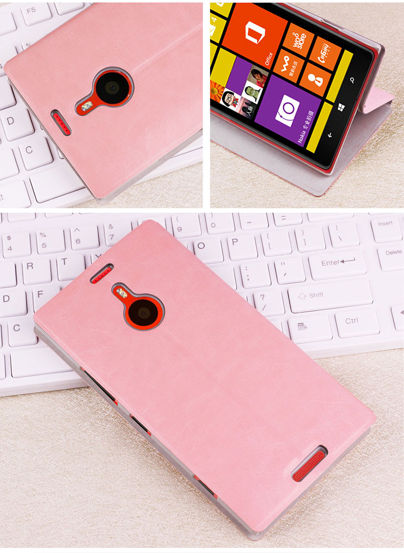 เคสฝาพับ Nokia Lumia 1520 NL1520-F006 - Omega Case 5