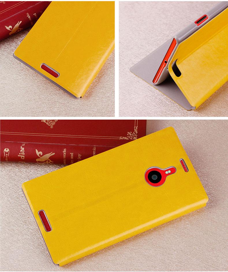 เคสฝาพับ Nokia Lumia 1520 NL1520-F006 - Omega Case 9