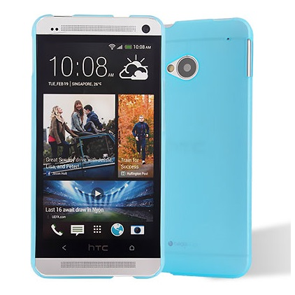 เคสซิลิโคน HTC One รุ่น HONE - H001 - Omega Case 1