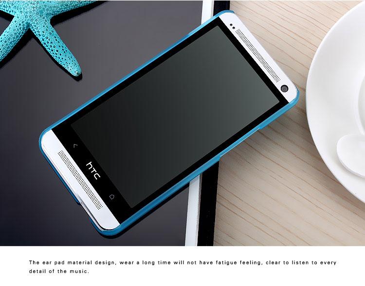 เคสซิลิโคน HTC One รุ่น HONE - H001 - Omega Case 11