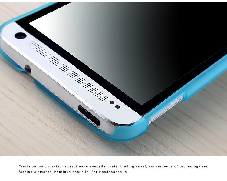 เคสซิลิโคน HTC One รุ่น HONE - H001 - Omega Case 12