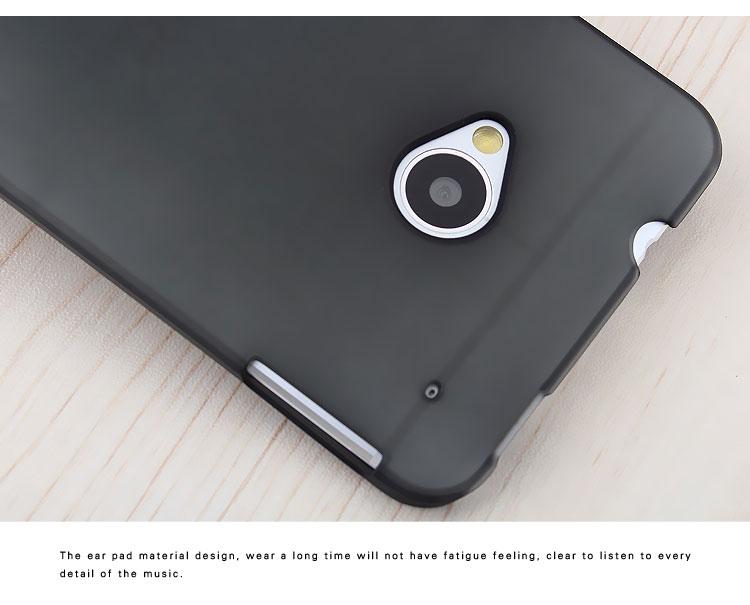 เคสซิลิโคน HTC One รุ่น HONE - H001 - Omega Case 15