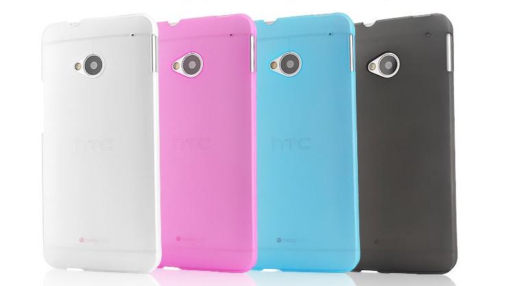 เคสซิลิโคน HTC One รุ่น HONE - H001 - Omega Case 2