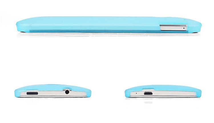เคสซิลิโคน HTC One รุ่น HONE - H001 - Omega Case 3