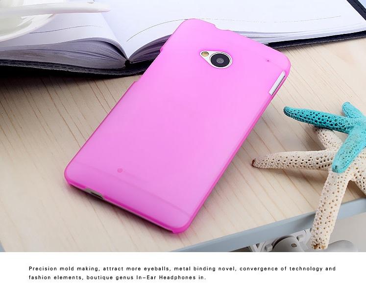 เคสซิลิโคน HTC One รุ่น HONE - H001 - Omega Case 6