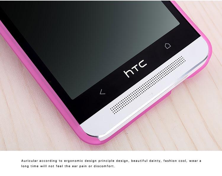 เคสซิลิโคน HTC One รุ่น HONE - H001 - Omega Case 8