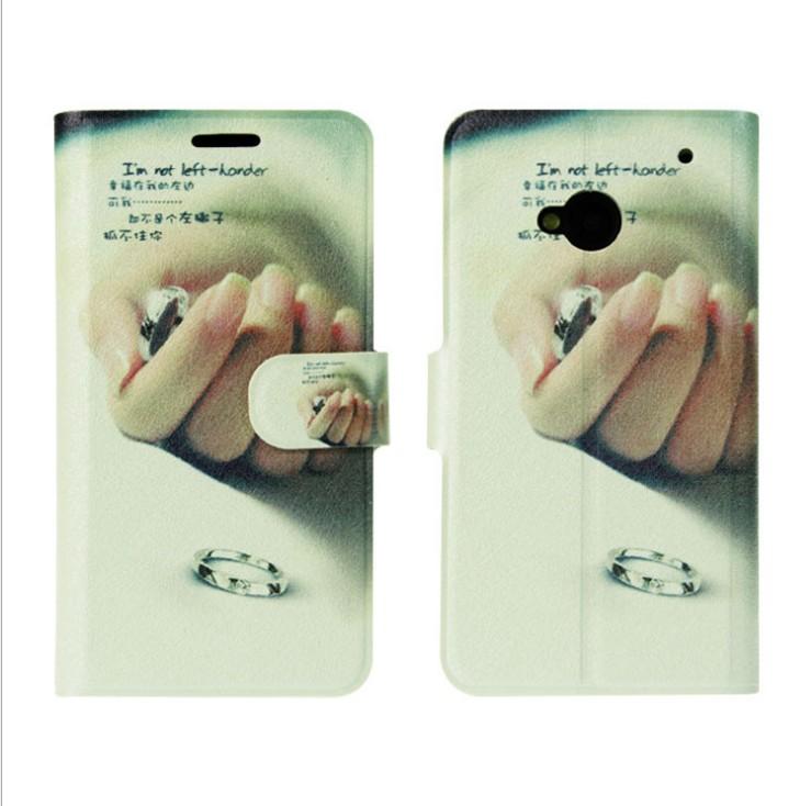 เคสฝาพับ HTC One รุ่น HONE - F001 - Omega Case 11