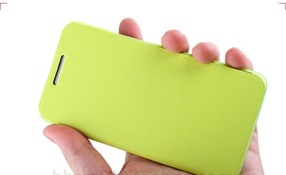 เคสฝาพับ HTC One รุ่น HONE - F004 - Omega Case (12)
