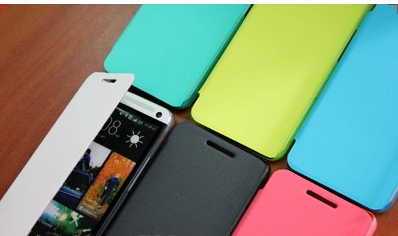 เคสฝาพับ HTC One รุ่น HONE - F004 - Omega Case (14)