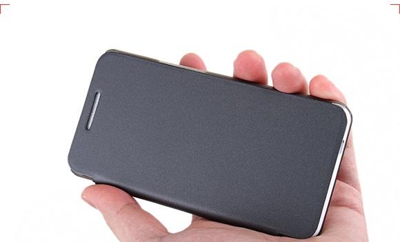 เคสฝาพับ HTC One รุ่น HONE - F004 - Omega Case (5)