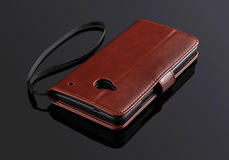 เคสฝาพับ HTC One รุ่น HONE - F005 - Omega Case (3)
