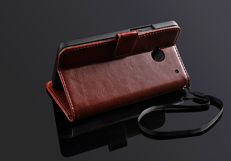 เคสฝาพับ HTC One รุ่น HONE - F005 - Omega Case (5)