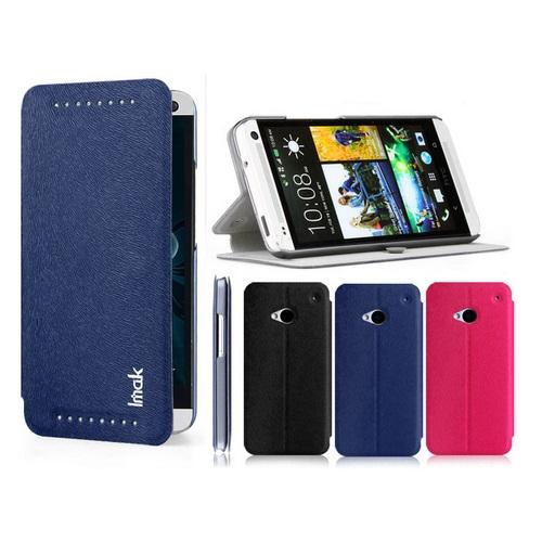 เคสฝาพับ HTC One รุ่น HONE – F006 – Omega Case (1)