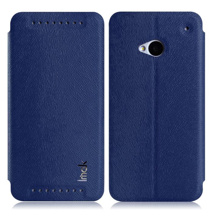 เคสฝาพับ HTC One รุ่น HONE - F006 - Omega Case (7)