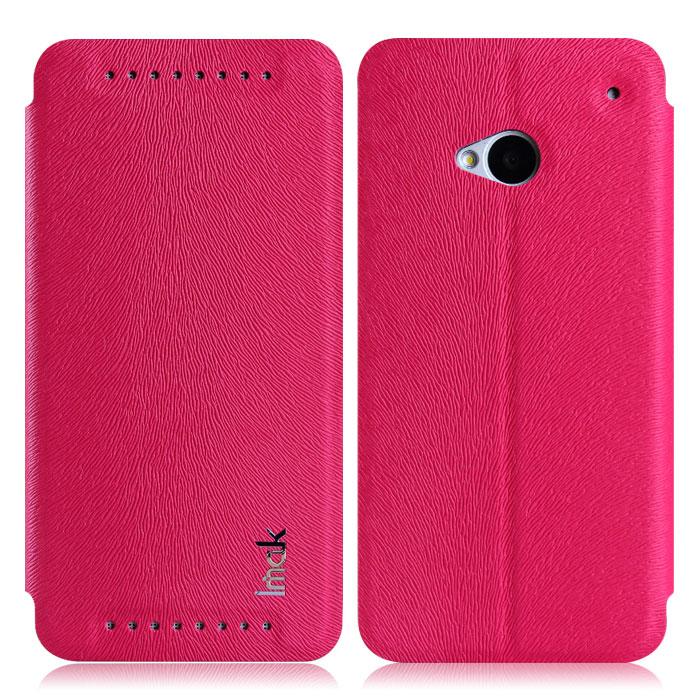 เคสฝาพับ HTC One รุ่น HONE - F006 - Omega Case (8)