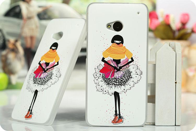 เคสฝาพับ HTC One รุ่น HONE - H004 - Omega Case (18)