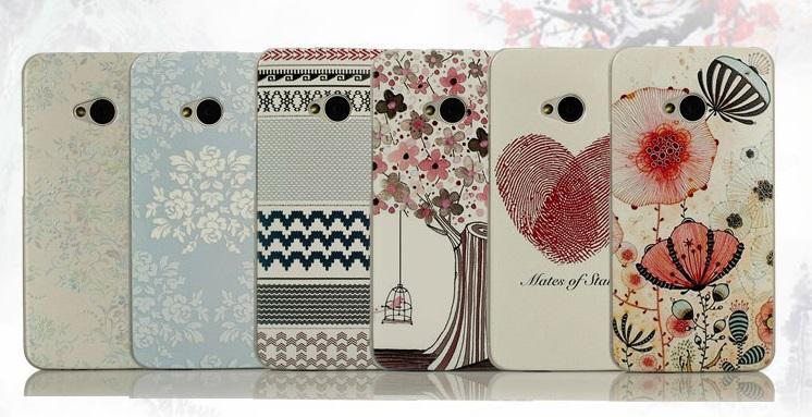 เคสฝาพับ HTC One รุ่น HONE - H004 - Omega Case (2)