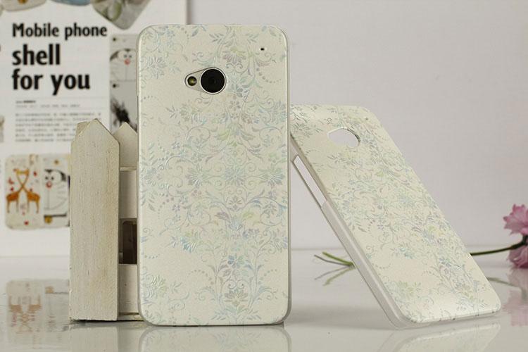 เคสฝาพับ HTC One รุ่น HONE - H004 - Omega Case (23)