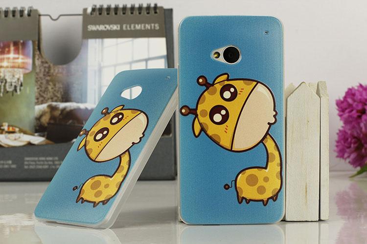 เคสฝาพับ HTC One รุ่น HONE - H004 - Omega Case (36)