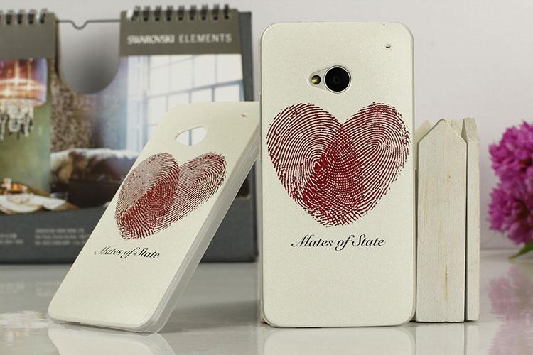 เคสฝาพับ HTC One รุ่น HONE - H004 - Omega Case (38)