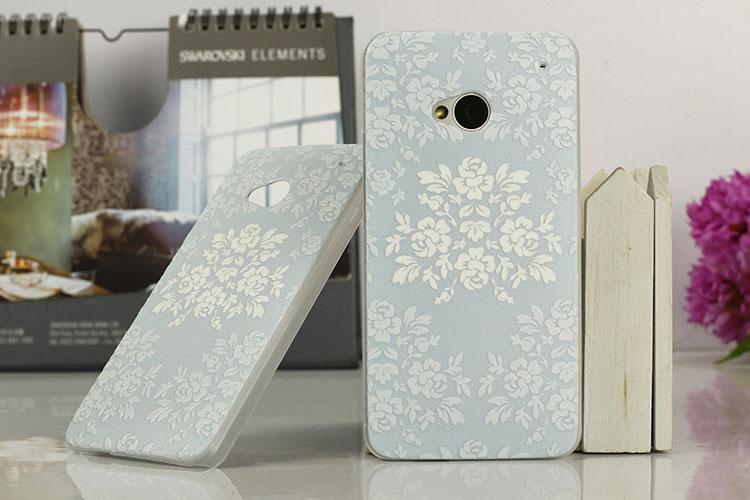 เคสฝาพับ HTC One รุ่น HONE - H004 - Omega Case (40)