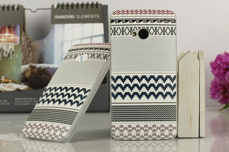 เคสฝาพับ HTC One รุ่น HONE - H004 - Omega Case (46)