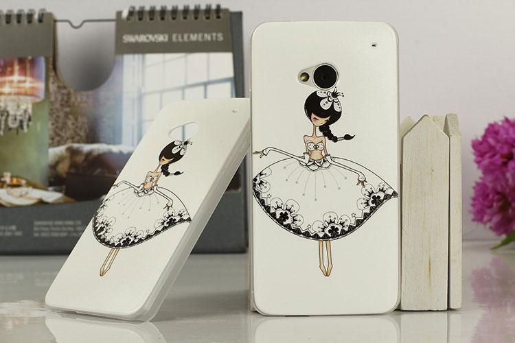 เคสฝาพับ HTC One รุ่น HONE - H004 - Omega Case (50)
