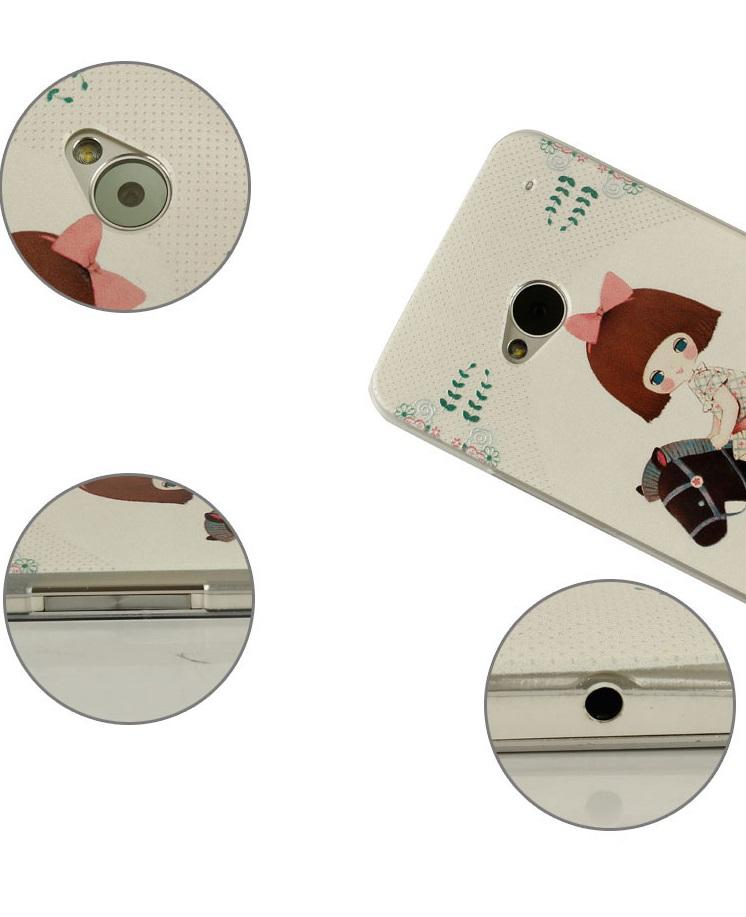 เคสฝาพับ HTC One รุ่น HONE - H004 - Omega Case (6)