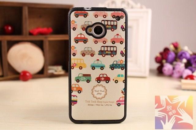 เคสฝาพับ HTC One รุ่น HONE - H005 - Omega Case (12)
