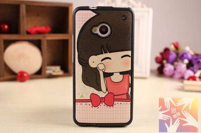 เคสฝาพับ HTC One รุ่น HONE - H005 - Omega Case (13)