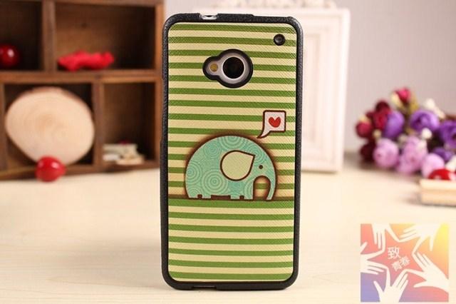 เคสฝาพับ HTC One รุ่น HONE - H005 - Omega Case (14)