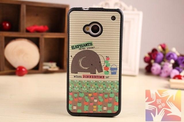 เคสฝาพับ HTC One รุ่น HONE - H005 - Omega Case (15)
