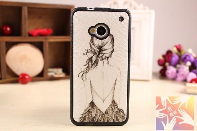 เคสฝาพับ HTC One รุ่น HONE - H005 - Omega Case (16)