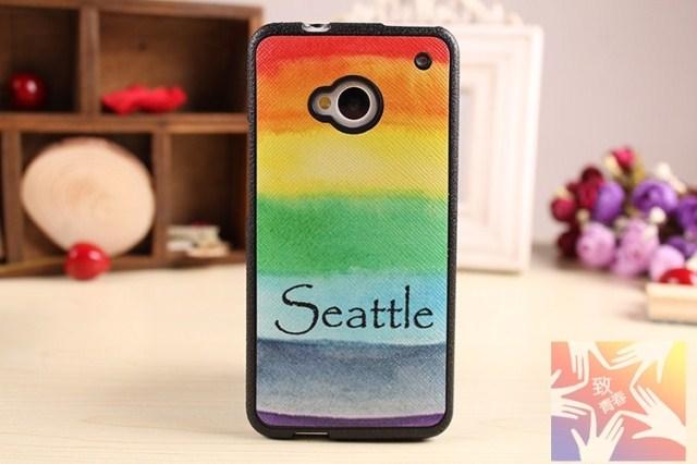เคสฝาพับ HTC One รุ่น HONE - H005 - Omega Case (17)