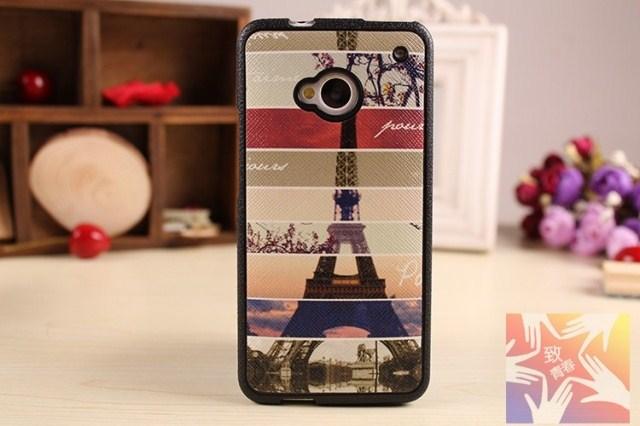 เคสฝาพับ HTC One รุ่น HONE - H005 - Omega Case (2)