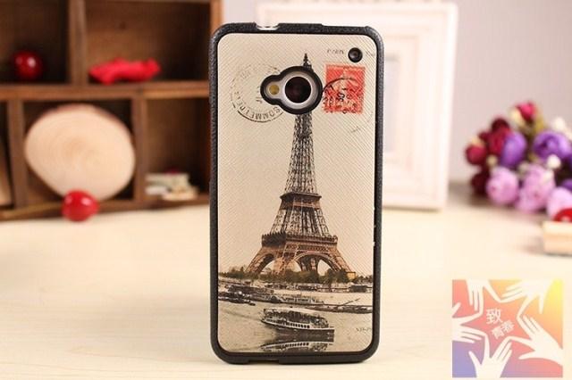 เคสฝาพับ HTC One รุ่น HONE - H005 - Omega Case (20)