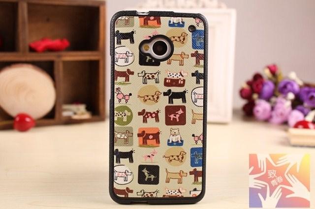 เคสฝาพับ HTC One รุ่น HONE - H005 - Omega Case (22)