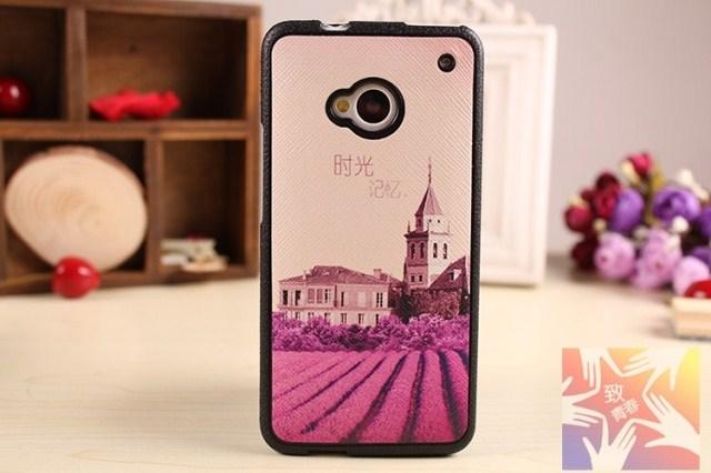 เคสฝาพับ HTC One รุ่น HONE - H005 - Omega Case (23)