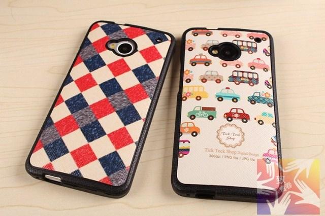 เคสฝาพับ HTC One รุ่น HONE - H005 - Omega Case (29)