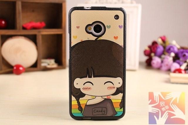 เคสฝาพับ HTC One รุ่น HONE - H005 - Omega Case (6)