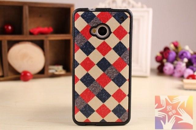 เคสฝาพับ HTC One รุ่น HONE - H005 - Omega Case (8)